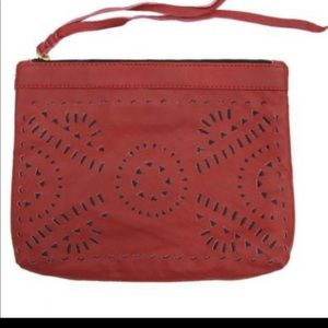 Cleobella pouch with tassel